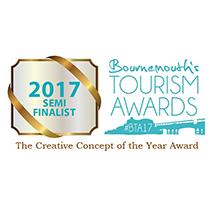 Bournemouth Tourism Awards Semi-Finalist 2017, Renoufs