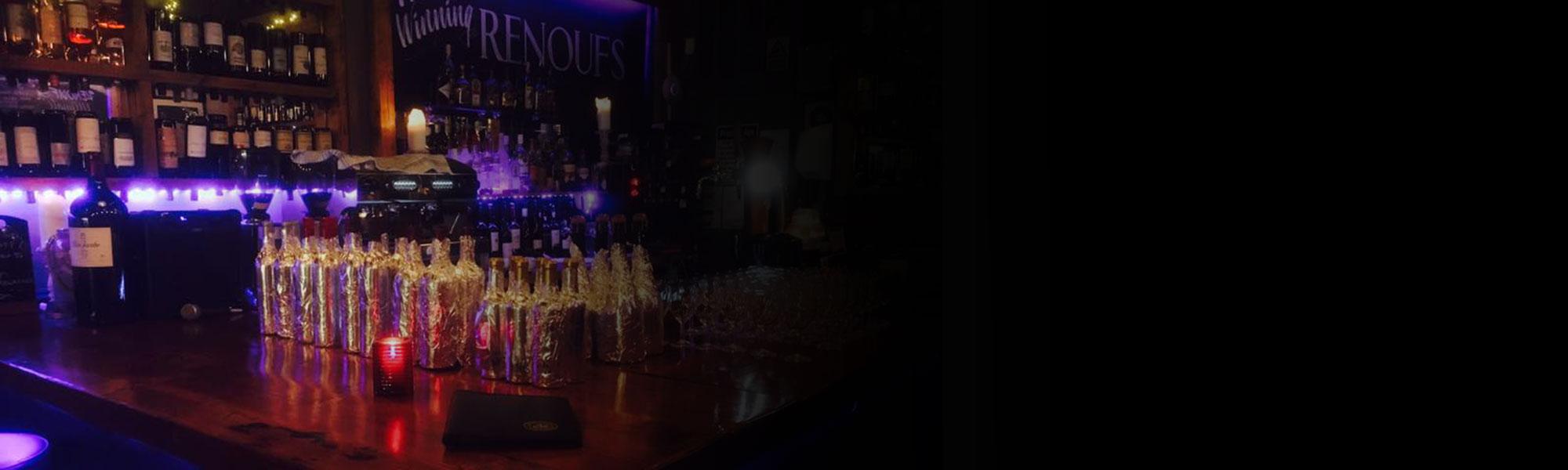 Bar at Renoufs