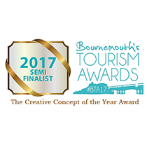 Bournemouth Tourism Awards Semi-Finalist 2017, Renoufs