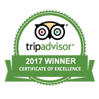 Tripadvisor Certificate of Excellence 2017, Renoufs